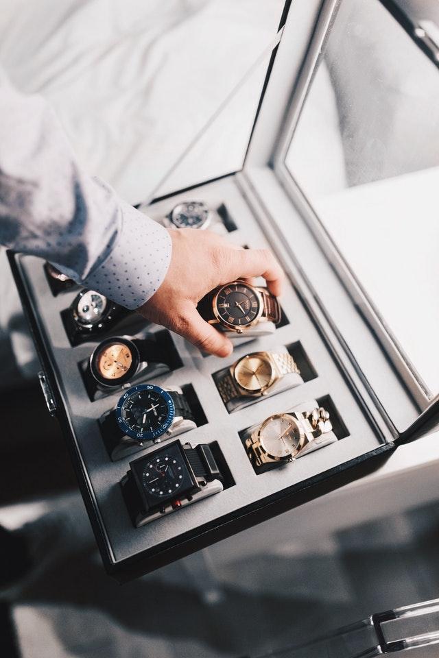 choisir une boite à montre